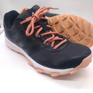 Adidas Duramo 7 Black Trail Running Shoes W 8